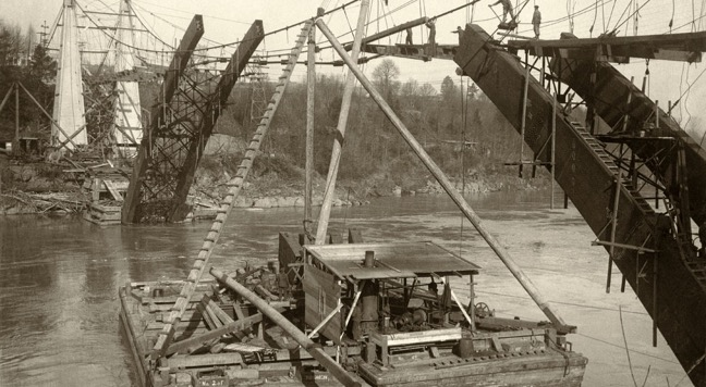 barge bridge